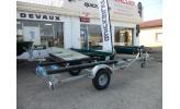 Remorque SUN WAY G 380 - roues 500 x 10
