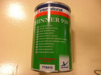 >Diluant Thinner 910