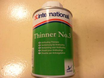 >Diluant Thinner N° 3