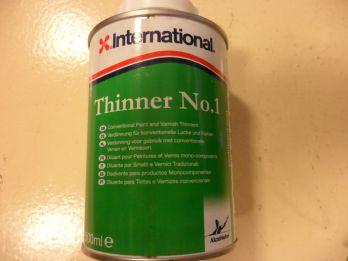 >Diluant Thinner N° 1