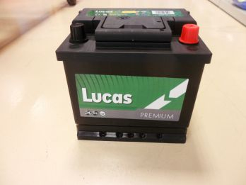 >Batterie marine de démarrage - 50 Ampères
