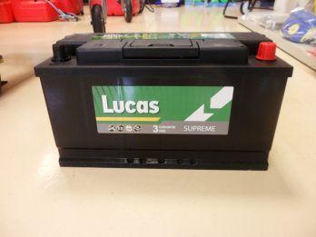 >Batterie marine de démarrage - 100 Ampères