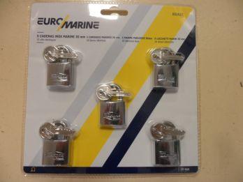 >5 cadenas Marine 30 mm