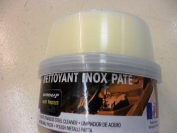 >Nettoyant inox pâte