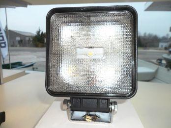 >Phare de travail articulé à LEDS