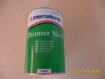 >Diluant Thinner N°7