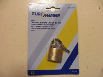 >Cadenas marine laiton 30 mm