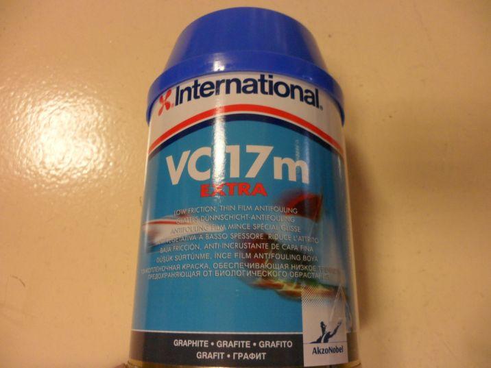 Antifouling de Glisse VC17m