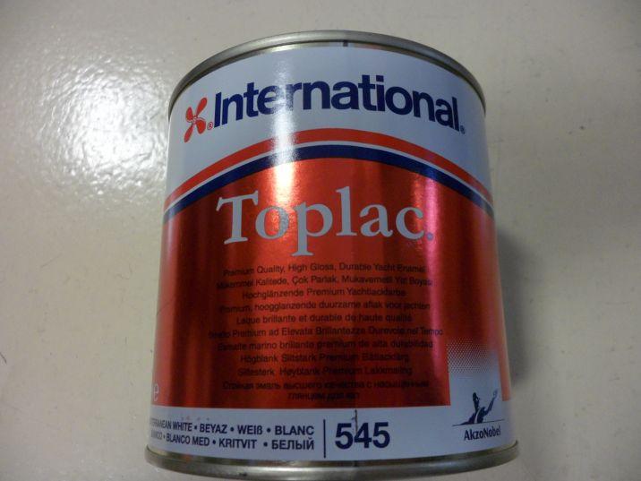 Laque de finition Toplac