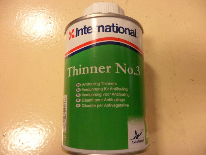 Diluant Thinner N° 3