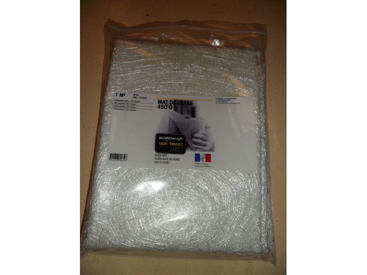 Mat de verre 450g/m²