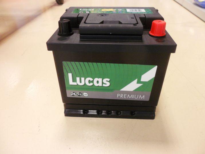 Batterie marine de démarrage - 50 Ampères