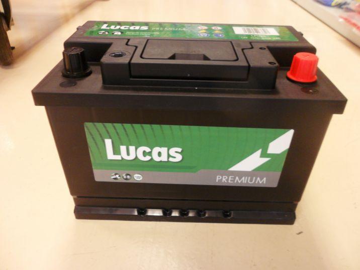 Batterie marine de démarrage - 70 Ampères