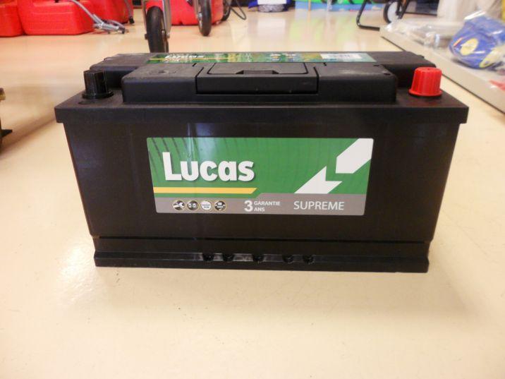 Batterie marine de démarrage - 100 Ampères