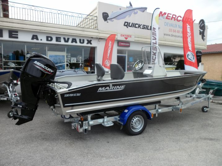Package 530 Fish SC DLX II