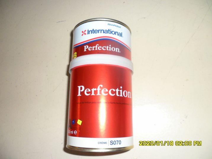 Laque de finition Perfection